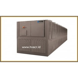 YVAA AIR-COOLED VARIABLE SPEED DRIVE SCREW CHILLER